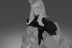 Auspicious Furstole of the Shadowcat